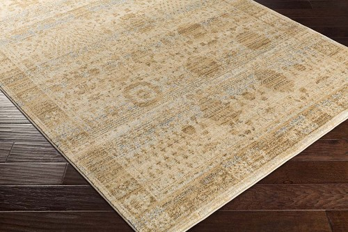 Artistic Weavers Whitman WHM-8801 Serenity Tan Beige Rug