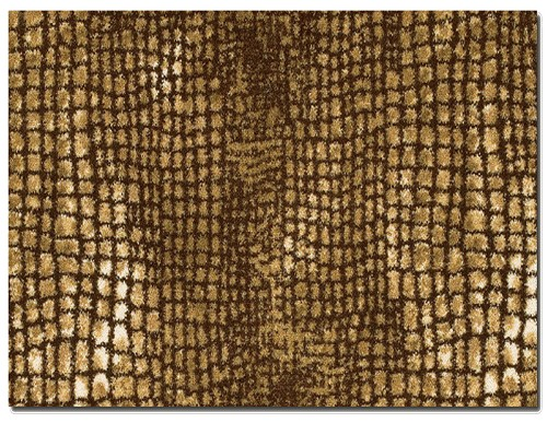 Alligator Runner Rug Uniquely Modern Rugs