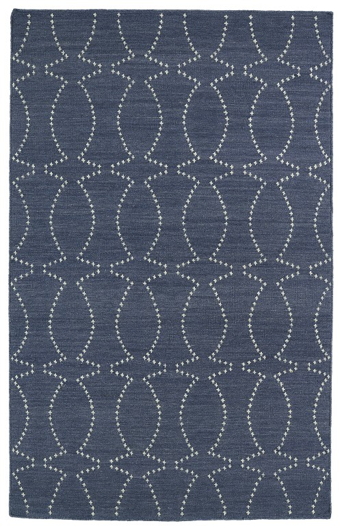 Kaleen Glam GLA07 75 Grey Area Rug