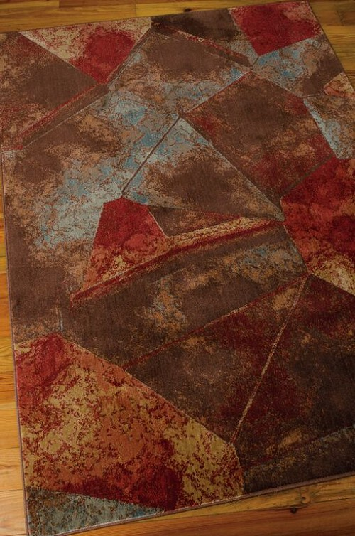 Somerset St77 Multi Rug By Nourison