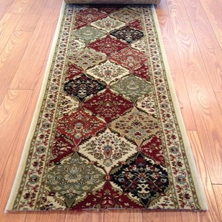 "Renaldo Panel - 26"" Wide Finished Runner - Price is Per Foot"