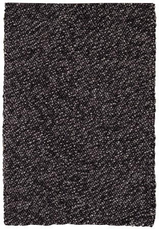 Dark Charcoal Stoney Creek Rug by Capel